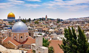 טיול משפחות בירושלים